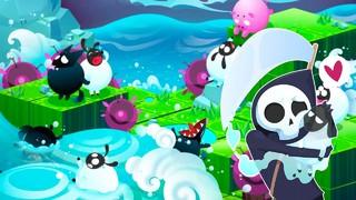 《Divide By Sheep(羊群分离法)》PC解谜游戏
