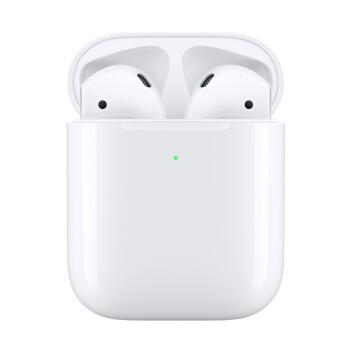 Apple 苹果 AirPods系列 AirPods 蓝牙耳机
