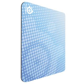 赛睿(SteelSeries) QcK+霜冻之蓝版 绝地求生吃鸡利器 布制鼠标垫