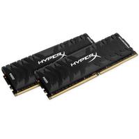 Kingston 金士顿 骇客神条 Predator掠食者系列 DDR4 3000MHz 台式机内存 8GB(4GBx2) HX430C15PB3K2/8