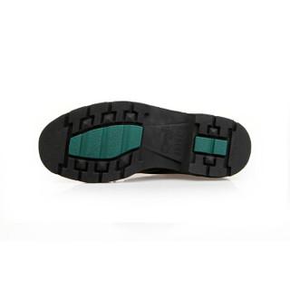 强人 透气橡胶底耐磨低帮工装鞋 B07