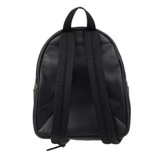 COACH 蔻驰 奢侈品 女士深咖色PVC迷你双肩背包 F58315 IMAA8