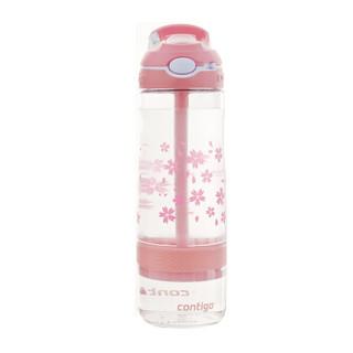 contigo HBC-ASH024 塑料杯 560ml 粉色