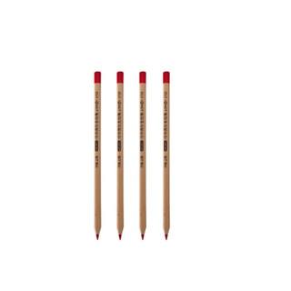 中华 6725-24 原木三角彩色铅笔 24色油性彩铅