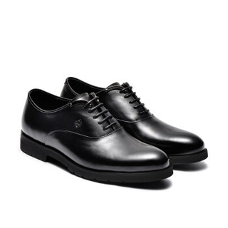 J.Benato 宾度 男士系带舒适皮鞋 7R851