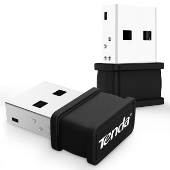 腾达(Tenda)W311MI免驱版 USB无线网卡 随身WiFi接收器 台式机笔记本通用 扩展器