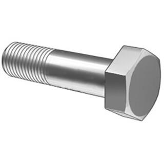 晋亿(CYI) 8.8级 六角头螺栓 半牙 GB/T5782 热处理发黑 M24-3.00X85 整箱