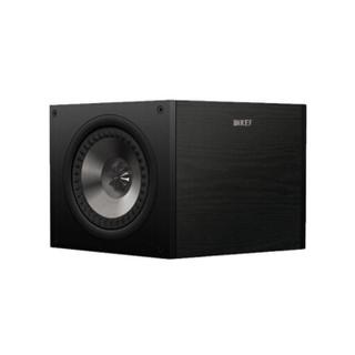 KEF Q800ds 黑色 环绕音箱 HiFi同轴音箱木质 高保真音响 高配家庭影院音箱 一只