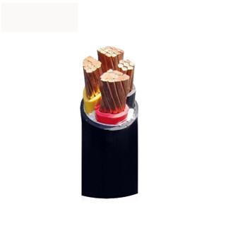 齐鲁(QILU)电线电缆 YZW2×4平方 国标铜芯 100米