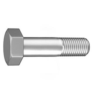 晋亿(CYI) 8.8级 六角头螺栓 半牙 GB/T5782 热处理发黑 M16-2.00X65 整箱