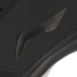 LI-NING 李宁 ABFM001-4 篮球系列 男子 篮球外场鞋 新基础黑/基础白  43.5码