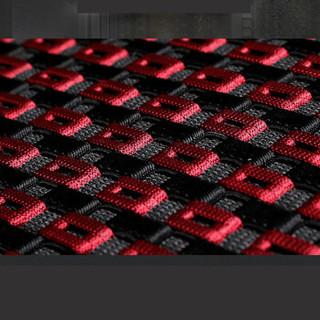 紫风铃汽车坐垫四季通用夏季冰丝汽车座垫标致4008冠道卡罗拉起亚K3奥迪a6l传祺gs4宝马5系H06 标准版-黑蓝色