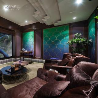 者尼(ZENE) KRIX 专业家庭影院定制  适用于20-30平米 影音室空间