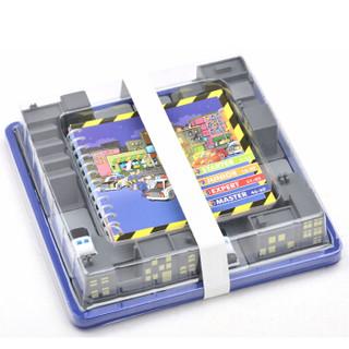 随想曲(CAPRICE)小乖蛋 惊险拦截任务闯关迷宫游戏儿童逻辑益智桌面解题推理玩具 普通版60关ZM0803
