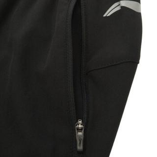 LI-NING 李宁 AYKL035-1 跑步系列男子运动长裤 新基础黑 XL码