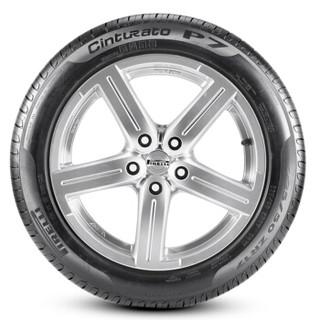 倍耐力(Pirelli)轮胎/防爆胎245/40R18 97Y XL 新P7 Cinturato P7 R-F MOE 奔驰原厂认证 原配进口奔驰C级
