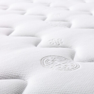 宜眠坊(ESF) 床垫 乳胶椰棕棕簧两用席梦思床垫 乳胶+弹簧+3D棕 提花面料 J08舒适版 1.5米*1.9米*0.22米