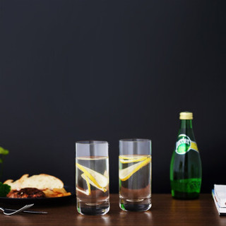 京东京造 JZTMB1 钠钙玻璃杯 320ml 无色透明
