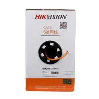 HIKVISION 海康威视 DS-1LN6-UE 六类网线 305米/箱