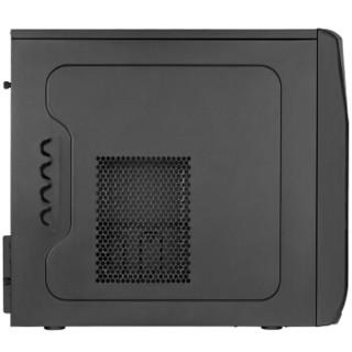 银欣(SilverStone)PS12B 精准12 黑色静音版机箱(支持M-ATX主板/长显卡/家用办公)