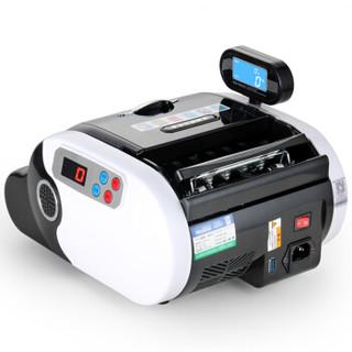 维融(weirong)T6(C)验钞机银行专用小型便携智能验钞仪点钞机 支持新币