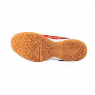ASICS 亚瑟士 羽毛球鞋UPCOURT 2男女鞋B705Y/B755Y运动鞋 B705Y-2394 红色/黑色 39.5