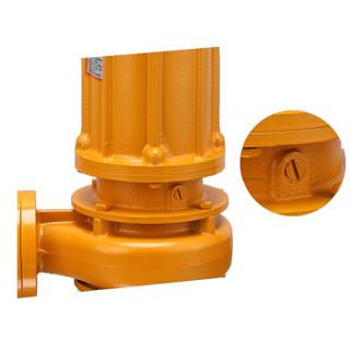新界 WQ50-7-3 潜水泵排污泵(三相交流380V)