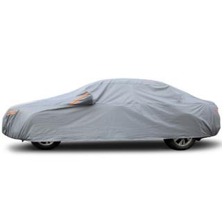 卡耐银盾多功能车衣3L(灰色)适用于雪佛兰科沃兹等汽车用品具体以车型匹配结果为准
