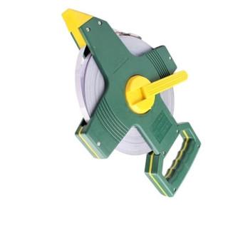 DL 得力DL9050 50mx12.5mm塑壳架式钢卷尺 /件 [购买前请联系客服确认货期]
