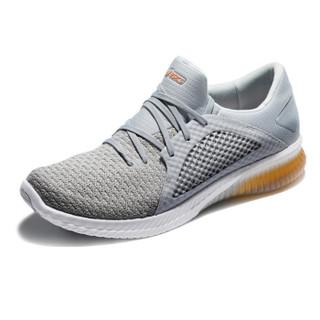 ASICS 亚瑟士 男子GEL-KENUN KNIT MX跑步鞋 1021A025-020 灰色 42.5