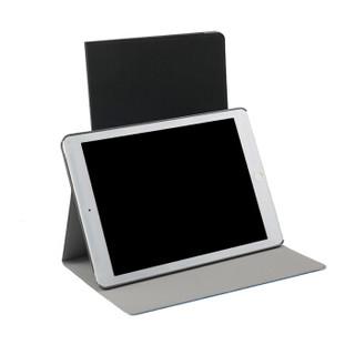 伟吉iPad Pro 10.5英寸平板保护套 纯色系列苹果平板保护套 黑色