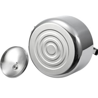 爱仕达 5L水壶 304加厚不锈钢烧水壶 鸣音水壶 燃气电磁炉通用 HS05T2WG