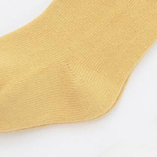 馨颂 婴儿袜子宝宝卡通中筒袜儿童袜子三双装 R012F2 粉色+白色+藏蓝 16-18(L)(1-3岁)