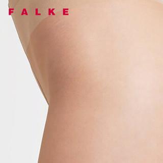 FALKE 德国鹰客 Fond de poudre TI系列 锦纶 10D超薄透明哑光连裤丝袜 cocoon(白肤色) M-L 40024-4859