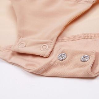 Wolford 沃尔福特 TulleFormingBody薄纱面料包臀塑身连体衣 79043 4545肉色 M/38