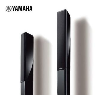 雅马哈(YAMAHA)NS-PA41+RX-V383 家庭影院 5.1声道 时尚立柱音响(七件套)黑色
