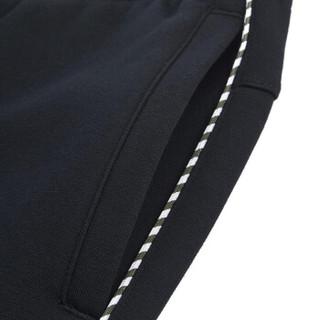 LI-NING 李宁 AKLN688-1 篮球系列 女 卫裤类 标准黑 M