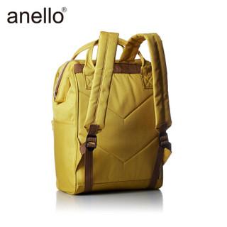 anello 阿耐洛 离家出走妈妈包双肩包AT-B0197B黄色