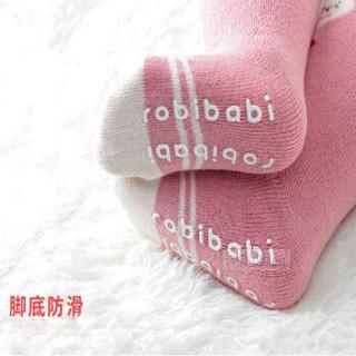 9i9久爱久宝宝袜3双装儿童中筒袜婴儿袜子1800864
