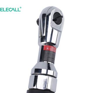 伊莱科 (ELECALL)气动棘轮扳手(含快速接头)大扭力重型直角扳手小风炮快速扳手1/2大飞气动快扳 R-7408