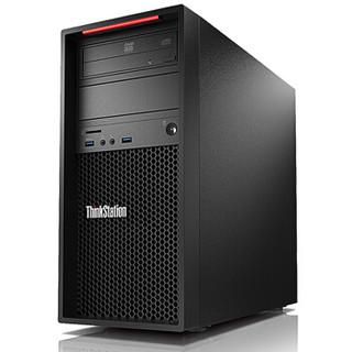 联想(ThinkStation)P520C图形工作站(至强W-2125/32GB/2TB+256G/P4000)改配