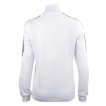 LI-NING 李宁 瑜伽健身运动户外跑步开衫外套卫衣 AWDN912-1 L码 白色