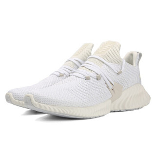 adidas 阿迪达斯 跑步系列 男子  alphabounce instinct m 运动 跑步鞋 BD7111 白色 42码 UK8码