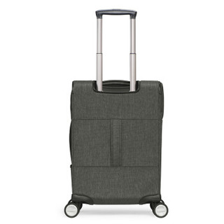 Samsonite 新秀丽 拉杆箱 行李箱男女万向轮旅行箱登机箱 TR7*48001 灰色 20英寸