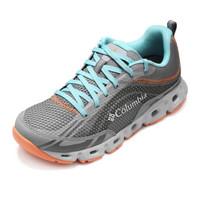 Columbia 哥伦比亚 溯溪鞋 户外女士缓震科技网布透气舒适两栖鞋徒步鞋 DL2073036(女) 40 灰