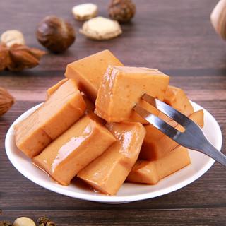 胡婆婆即食代餐豆制品拌料锁鲜风味粗粮豆腐干素食豆干豆皮椒麻味 120g