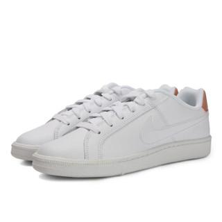 NIKE 耐克 女子 板鞋/复刻鞋 WMNS NIKE COURT ROYALE 运动鞋 749867-116 白色 36.5码