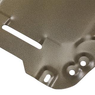 睿卡(Racen)汽车发动机下护板护甲保护板底盘装甲挡泥板地盘防护板改装卡罗拉雷凌威驰