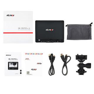 唯卓 VILTROX DC-70PRO单反高清4K导演监视器SDI视频监看器HDMI显示器摄影摄像