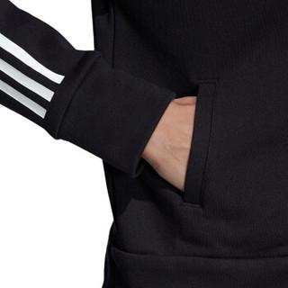 adidas 阿迪达斯 女子训练系列 W SID BOMBER 运动 夹克 DU0232 黑色 M码